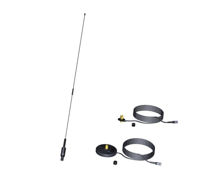 AD-21/66174 VHF Dual-Band Mobile Antenna
