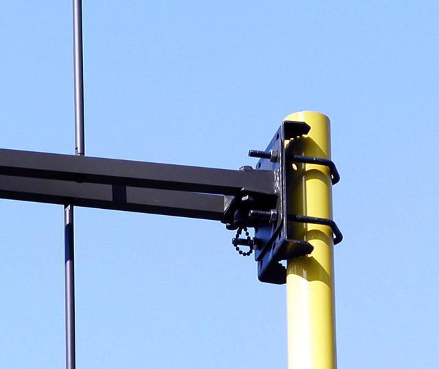 Antenna AD-22/A rear detail