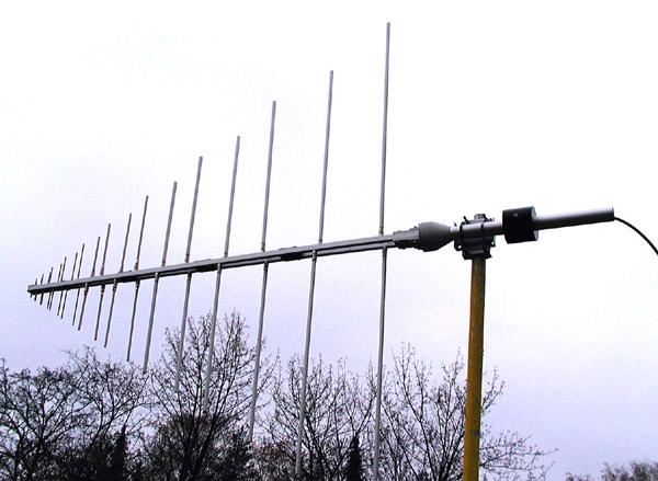 Antenna AD-22/C Log-periodic 80 - 1300 MHz