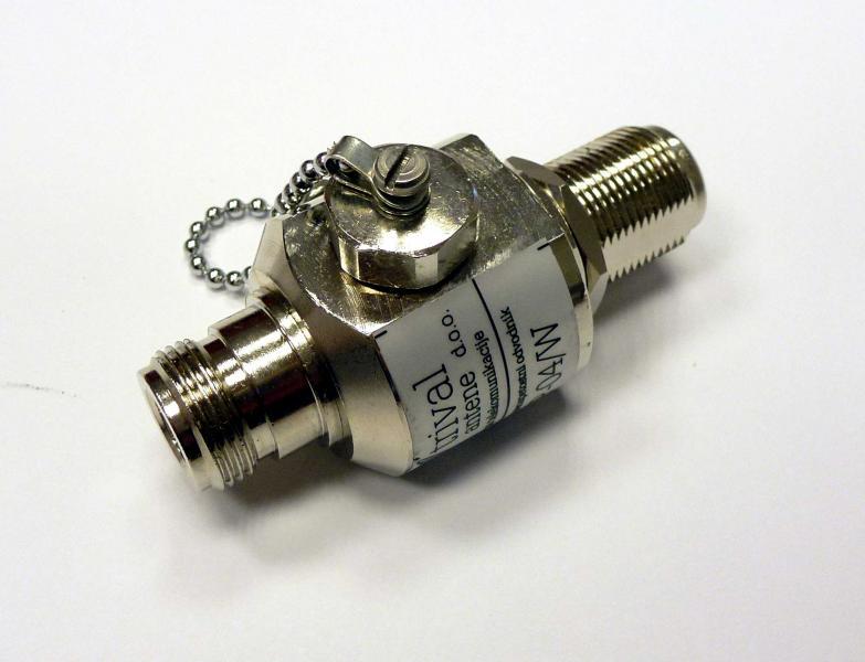 Coaxial Surge Protector ASP-04/W
