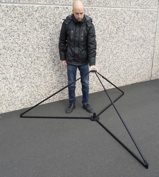 ST-R tripod stand preparation