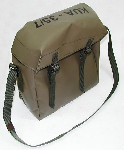 Antenna KUA-35/7-T in canvas bag