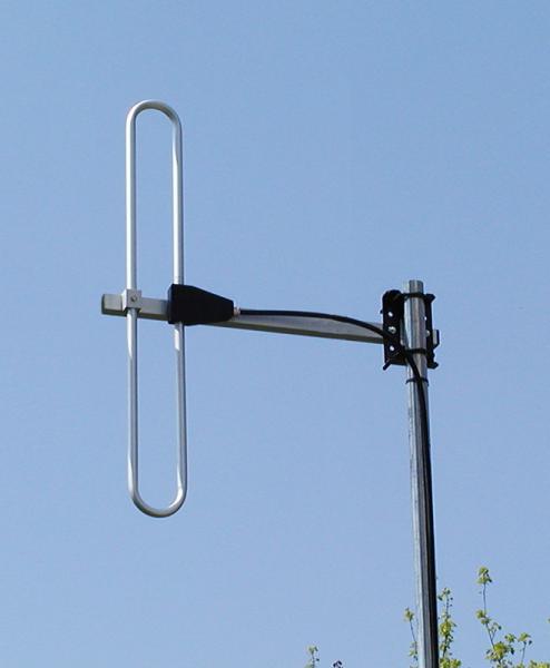 Antenna AD-39/2.3 VHF folded dipole
