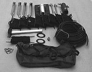 Antenna KUA-35/5 parts bag 2