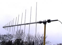 Antenna AD-22/C Log-periodic 80 - 1300 MHz