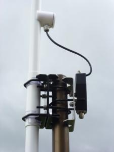 Antenna AD-2/D with the Connection Box type PK-2
